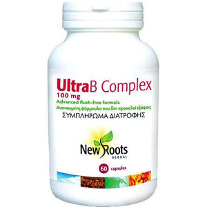 Complexe UltraB 100 mg - New Roots Herbal