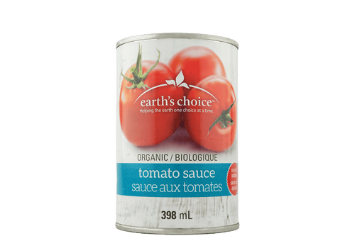 Sauce tomates biologique light - Earth's choice