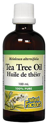Huile de melaleuca - Natural Factors