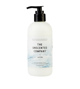 Lotion naturelle à base de plantes - The Unscented Company