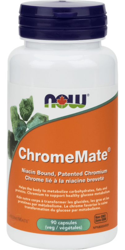 ChromeMate - Now Foods