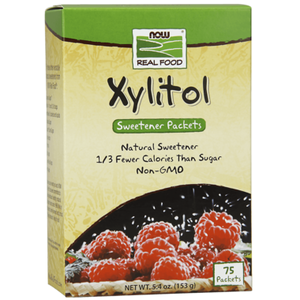 Xylitol edulcorant naturel - Now Foods