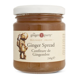 Confiture de gingembre bio - The Ginger People