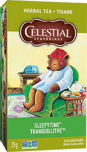 Tisane tranquilithé - Celestial seasonings