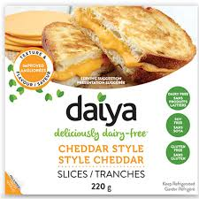 Tranches style Cheddar