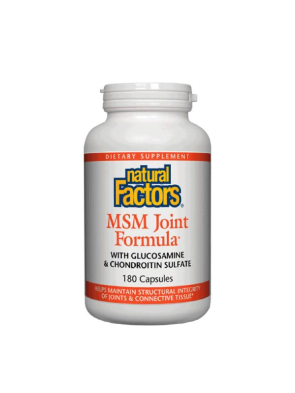 Msm Joint Formula - Natural Factors