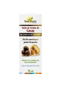 Huile de graine de Cacay - New Roots Herbal