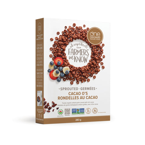 Rondelles de cacao - One Degree Organic Foods