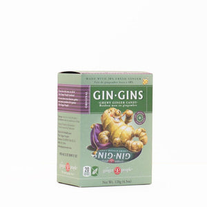 Bonbon mou au gingembre - BIO - The Ginger People