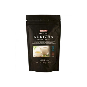 Organic Roasted Twig Kukicha Tea (Large)