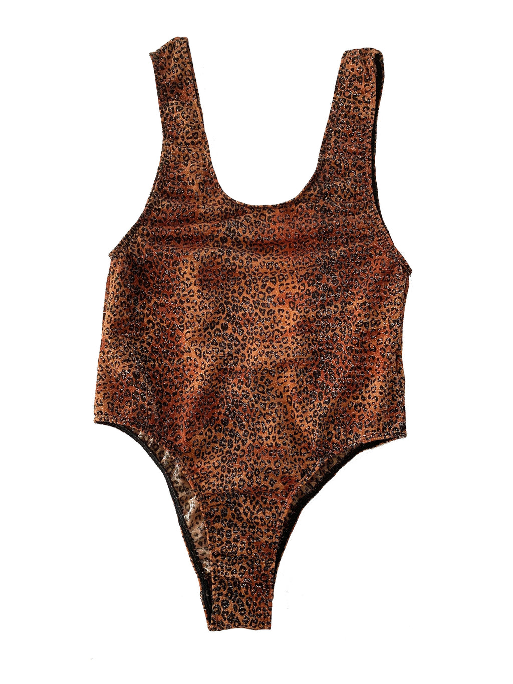 THE NAKED LEOPARD BODYSUIT