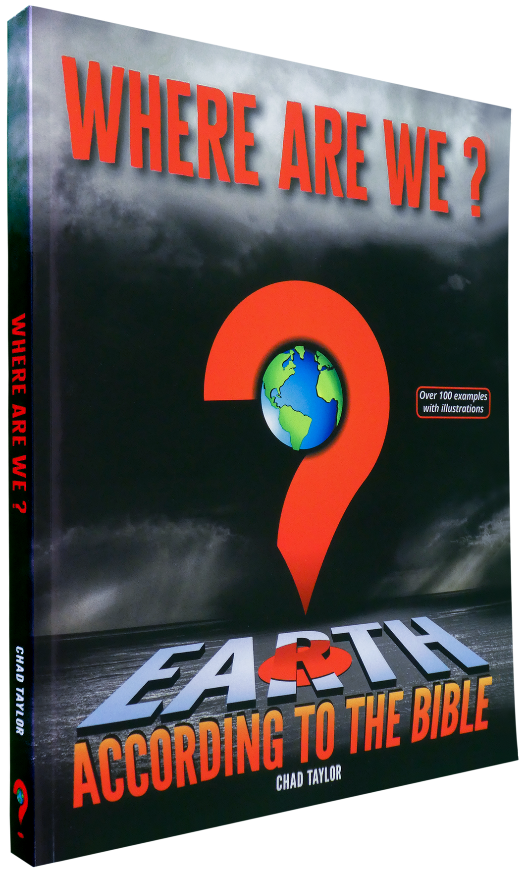 WHERE ARE WE? Earth according to the Bible, in 8.5