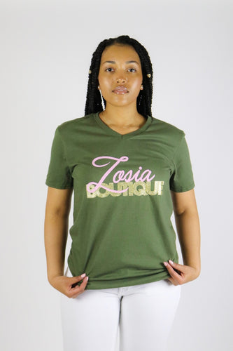Zosia Fab Collection Olive