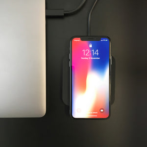 iPhone X Wireless Charging – it's a go!