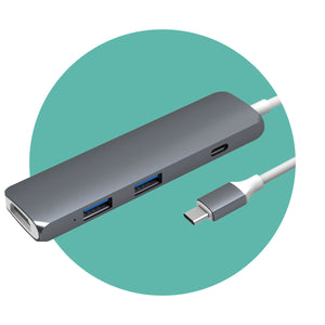 New Product: USB-C Hubs for MacBook & MacBook Pro