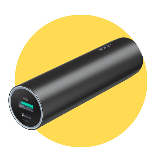 AUKEY 5000mAh Mini Power Bank