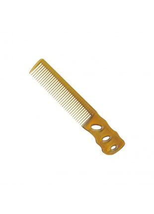 YS Park #236 Short Hair Design Comb (Large Handle) - The Skincare Supply