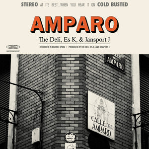 "THE DELI, ES-K, & JANSPORT J ""AMPARO"" CASSETTE"