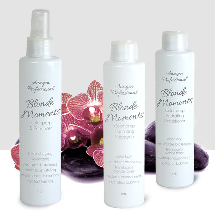 Blonde Moments Kit