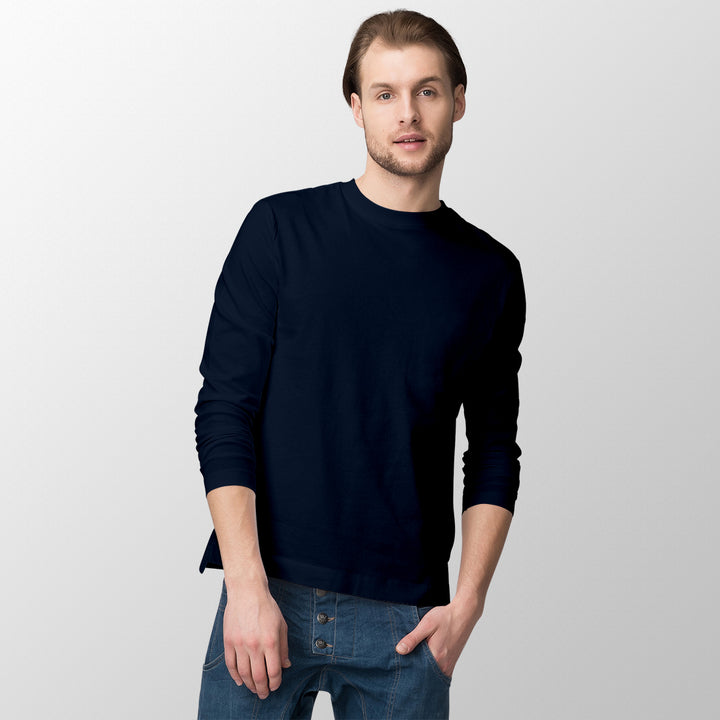 Mens Full-sleeves t shirts - Ovicity