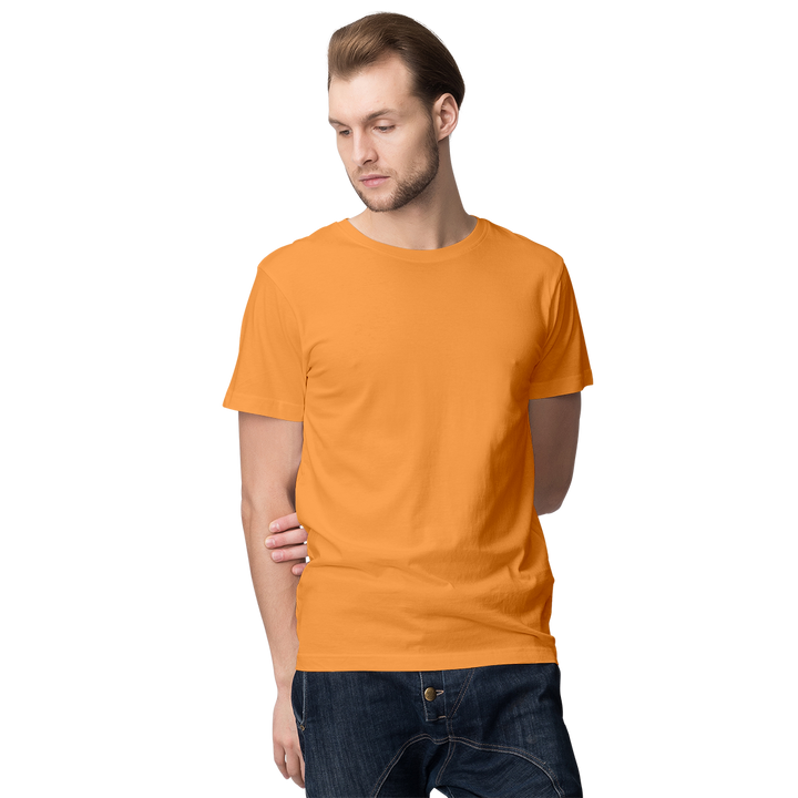 Mens half-sleeves t shirts