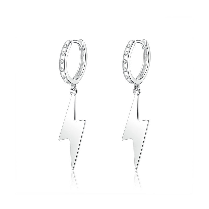 WOSTU Zircon Drop Earrings For Women BSE221 - WOSTU