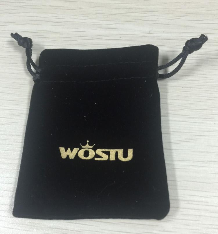 WOSTU PRODUCT PACKING BAG FABRIC CLOTH SACK - WOSTU