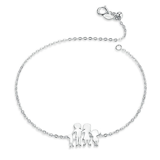 WOSTU Family Bracelet For Women SCB164 - WOSTU