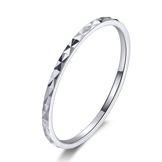 WOSTU WEDDING JEWELRY FINGER RINGS SCR586 - WOSTU