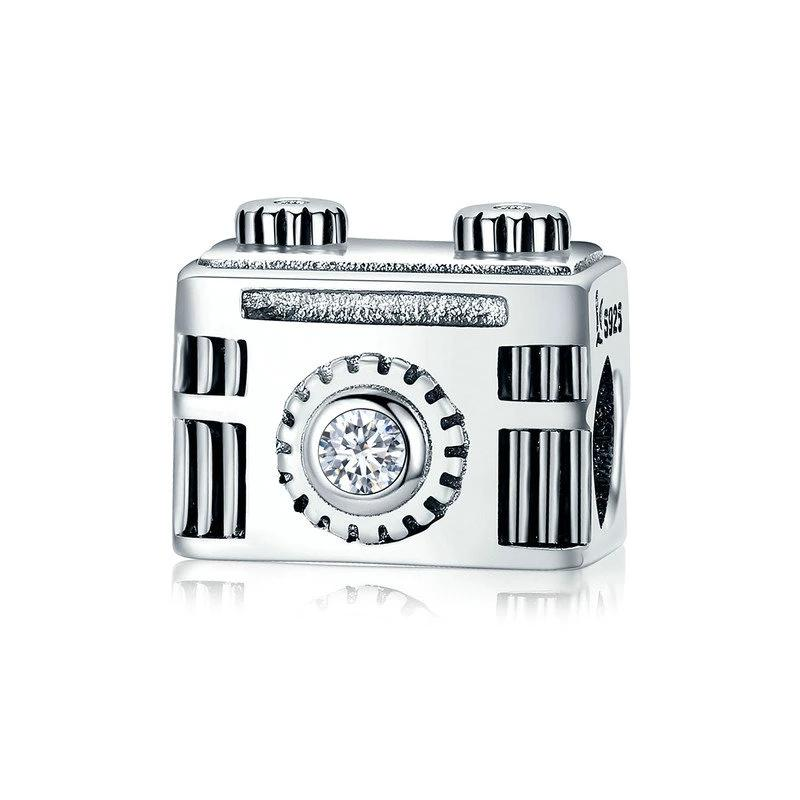 WOSTU Vintage Camera Memory Box Charm fit Charm Bracelet Bangle DIY Jewelry SCC516 - WOSTU