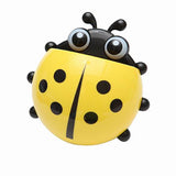 Buy 1PC Ladybug Toothbrush Holder at DekiGo
