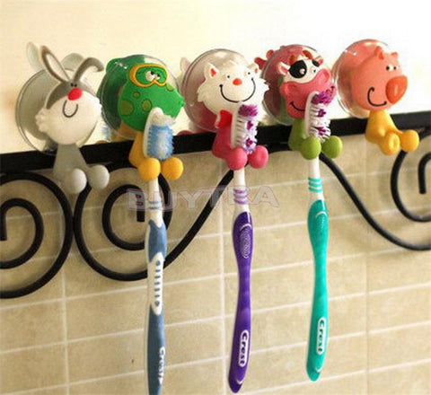 Buy Toothbrush holder, Animal design at DekiGo