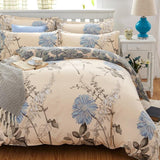 Linen 3/4pcs Bedding Set