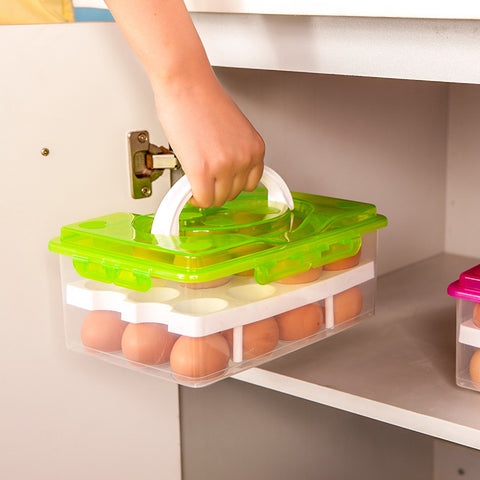 Buy Egg Storage Box at DekiGo