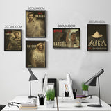 Buy Posters, Narcos TV series at DekiGo