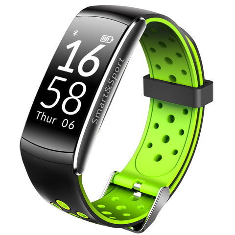 Smart Bracelet Heart Rate Monitor Fitness Tracker