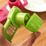 Buy Multi Functional Ginger Garlic Grinding Grater Planer Slicer at DekiGo kitchen
