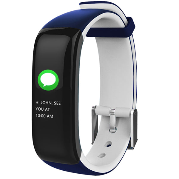 Smart Wristband Heart Rate Monitor Fitness Tracker