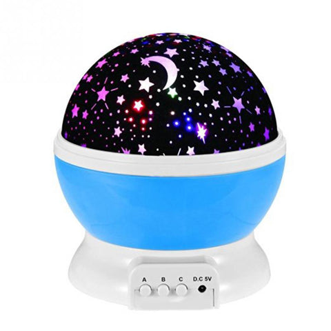 Buy Room Novelty Night Light Projector Lamp at DekiGo