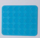Buy Macaroon Pastry Oven Baking Mould Sheet Mat at DekiGo