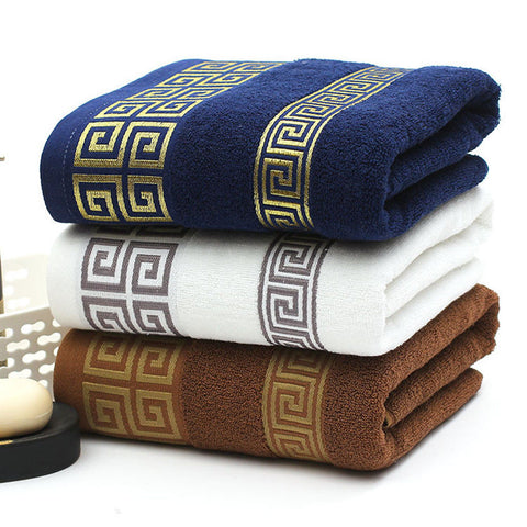 Buy New Arrival Soft Cotton Bath Towels at DekiGo