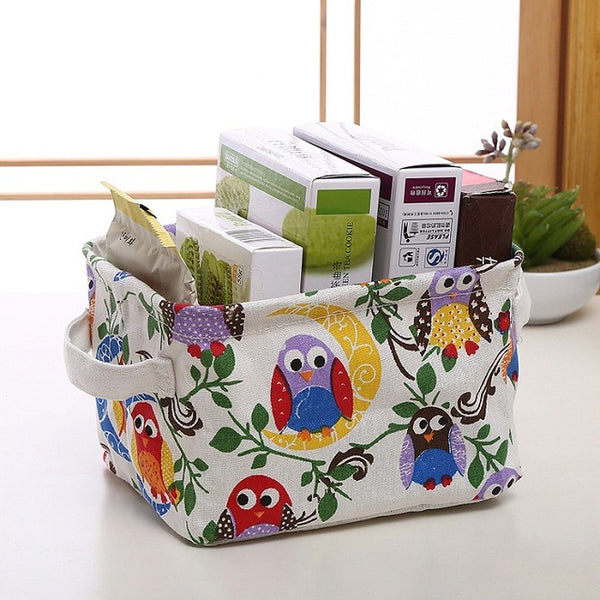 Buy Waterproof Cartoon Desktop Organizer at DekiGo