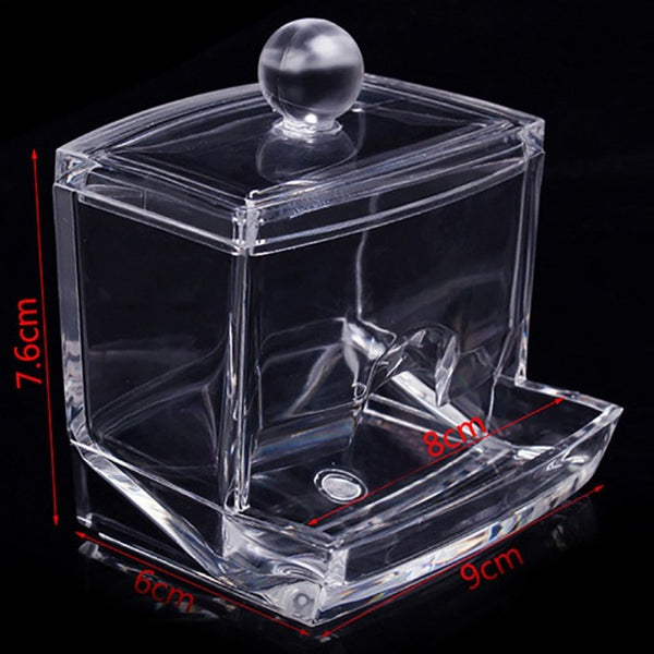 Buy Transparent Acrylic Storage Box at DekiGo