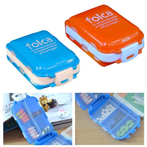 Buy Portable Folding Pill Case at DekiGo