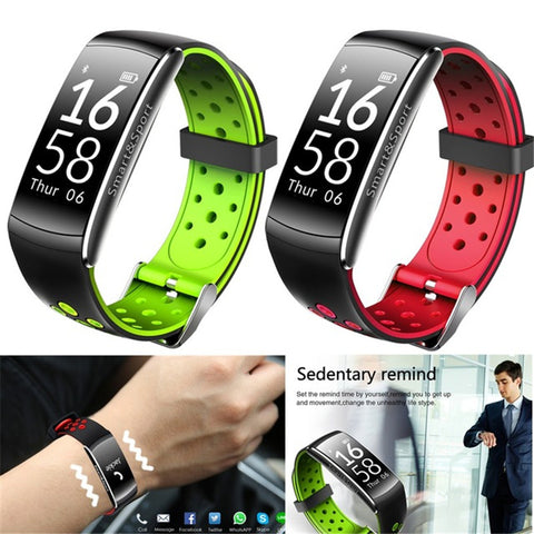 New Smart Bracelet Heart Rate Monitor Fitness Tracker