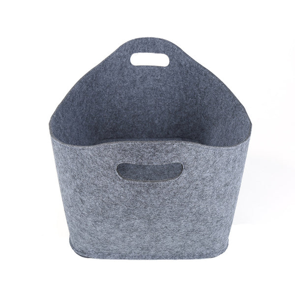 Buy DIY Felt Fabric Storage Basket at DekiGo