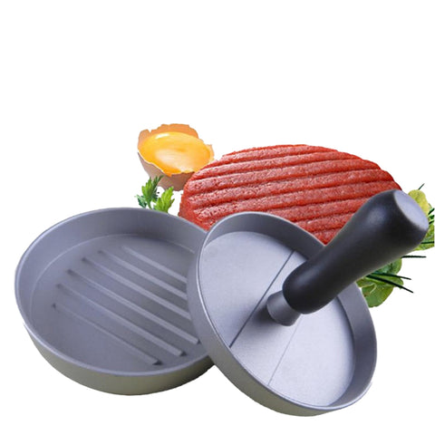 1Set Aluminium Alloy Hamburger Maker