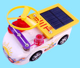 Electronic building blocks science education toys