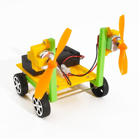 Buy DIY STEM Toys for Children Physical Scientific Experiment - Spiral Robot at DekiGo STEM