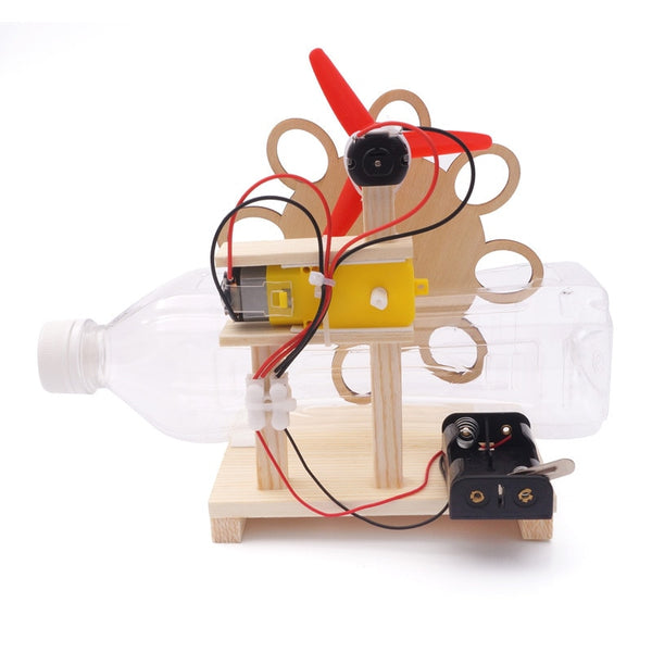 DIY STEM Toys for Children Physical Scientific Experiment - Bubble